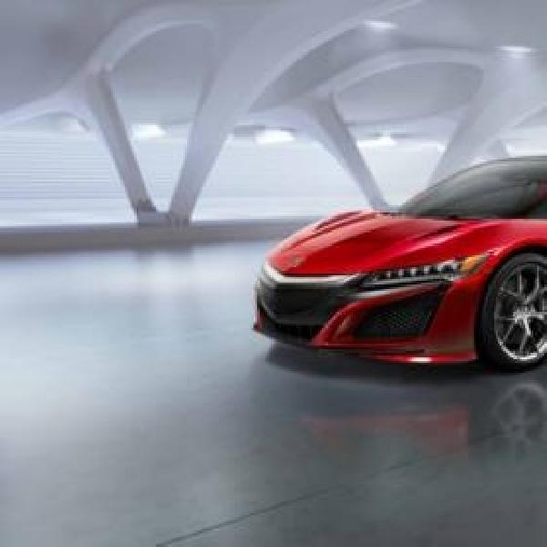 Honda Acura NSX Bakal Mengendong Mesin 3.5 Liter