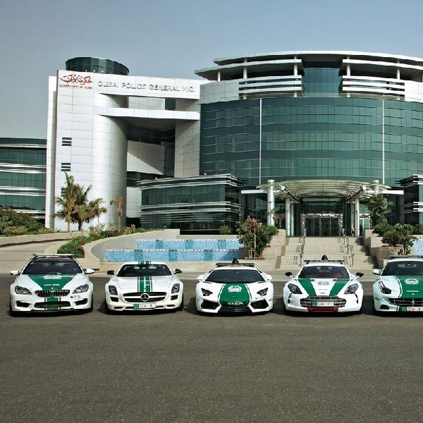 Di Dubai, Taat Aturan Lalu Lintas Diberi Mobil Gratis