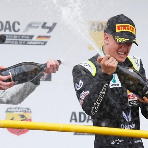 Schumacher Junior Mulai Ikuti Jejak Sang Ayah