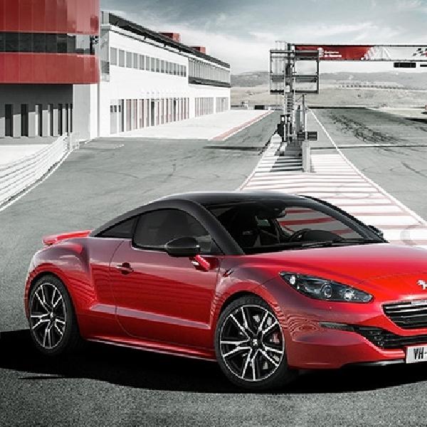 Peugeot Belum Minat Gantikan Penerus RCZ R