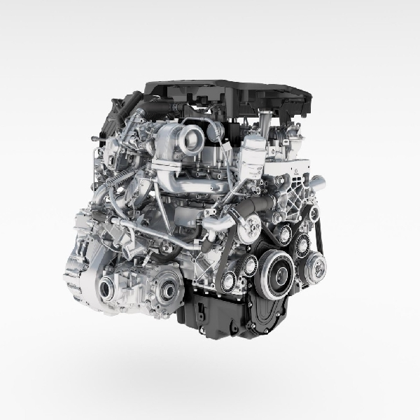 Land Rover Ungkap Mesin Diesel Baru
