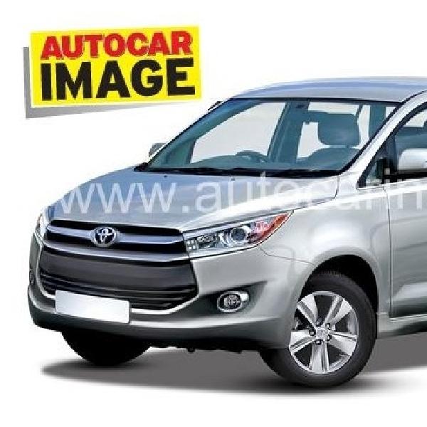 Ini Bentuk Maya Toyota Innova Generasi Terbaru