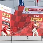 Renaldi Hutasoit Kuasai Ferrari Challenge Asia Pasifik Putaran II