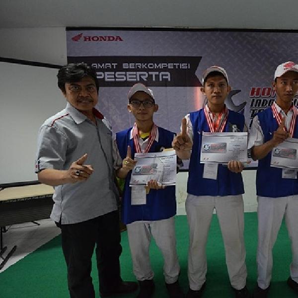 Honda Gelar Kontes Mekanik dan Service Advisor