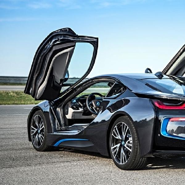 BMW i8 Belum Bisa Masuk Indonesia