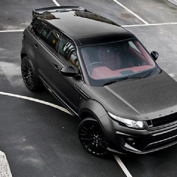 Modifikasi Range Rover Evoque RS250 by Kahn Design