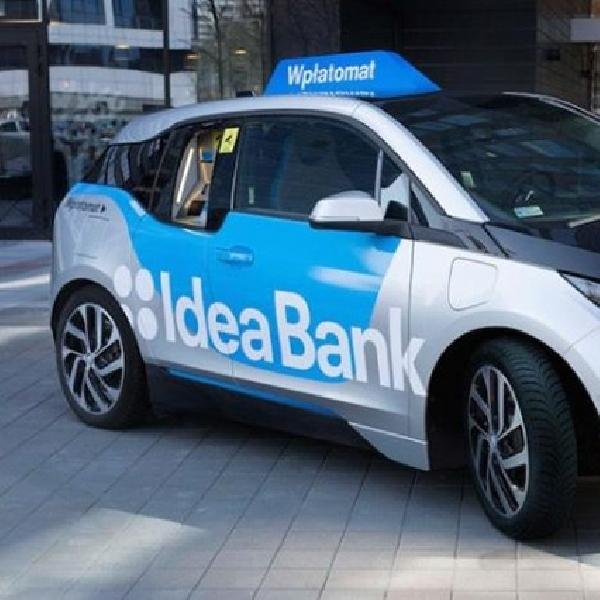 Mobil Listrik BMW i3 Jadi ATM Berjalan