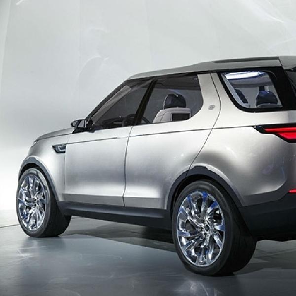 Land Rover Discovery Terbaru Bisa Dikemudikan Lewat Ponsel