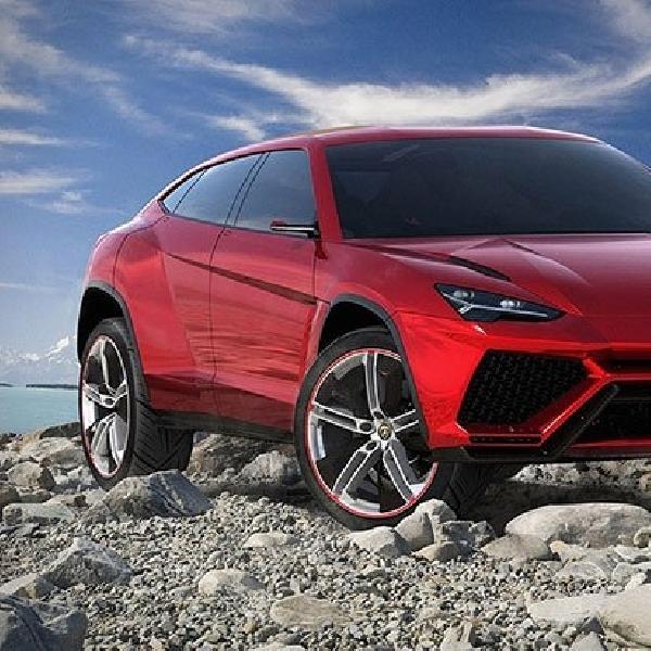 SUV Lamborghini Belum Dapat Lampu Hijau