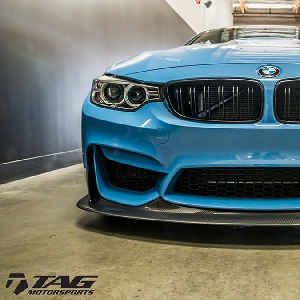 Modifikasi BMW M3 dan M4 TAG Motorsport