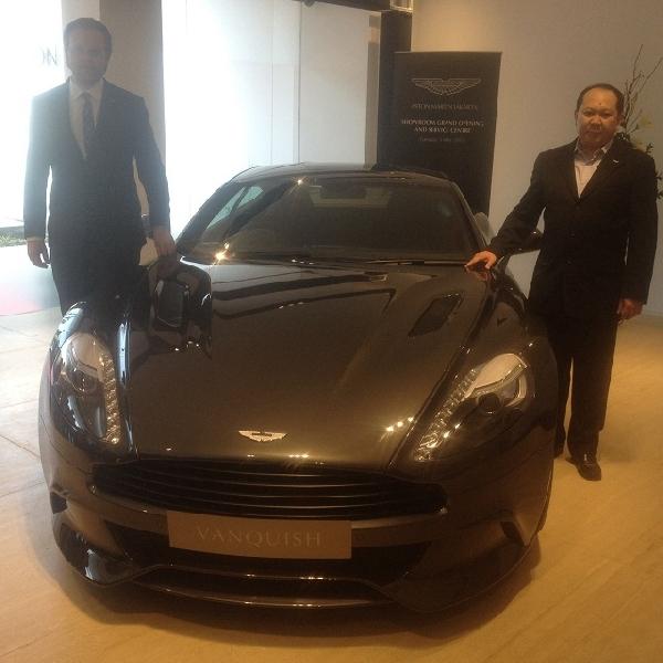 Aston Martin Indonesia Mulai Sajikan Mobil Sport