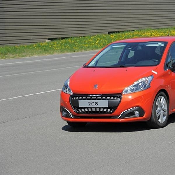 Peugeot 208 BlueHDI Catat Rekor Konsumsi BBM