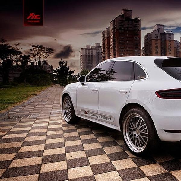 Modifikasi Knalpot Porsche Macan Biar Suara Makin Galak