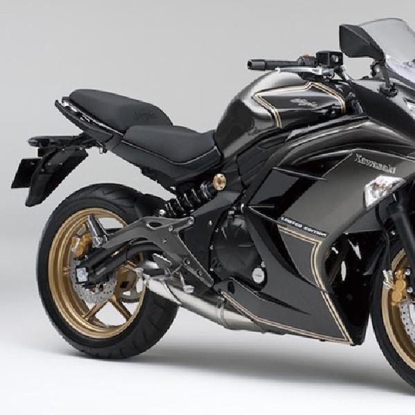 Kawasaki Ninja 400 Limited Edition Terbatas Cuma di Jepang