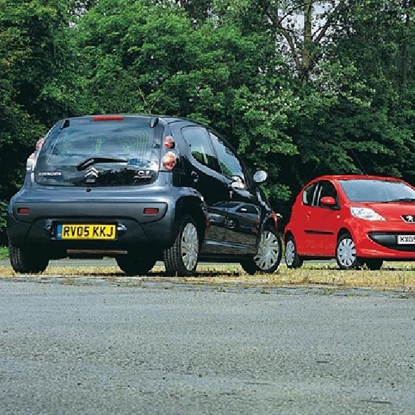Toyota dan Peugeot Citroen Kerjasama Rakit Mobil Kecil