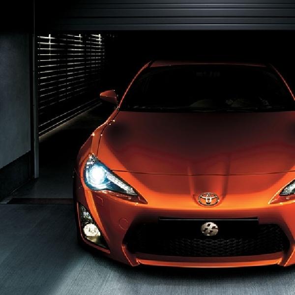 Diam-diam Edisi Khusus Toyota 86 Akan Hadir Tahun Ini