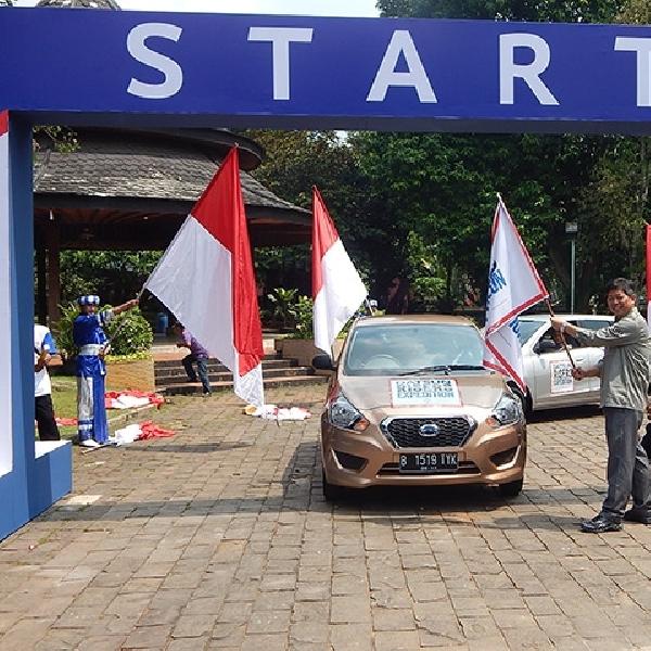 LCGC Pertama Datsun, Ajak Ratusan Risers Keliling Indonesia