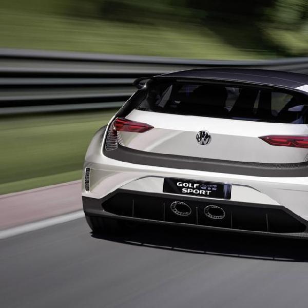 Cikal Bakal VW Golf GT Berikutnya Pakai Pintu Gullwing dan Mesin Hybrid