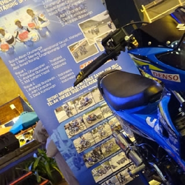 Suzuki Tantang Anak Muda se-Indonesia
