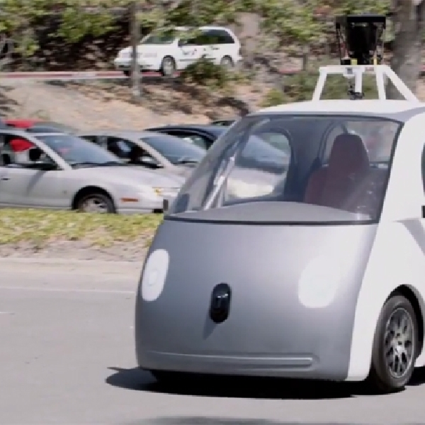 Mobil Pintar Google Siap Panaskan Jalan Musim Ini