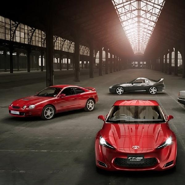 Toyota Rancang Mobil Sport Lebih Kecil dari 86