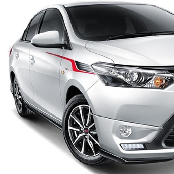 Toyota Vios TRD Sportivo Terbaru Telah Hadir