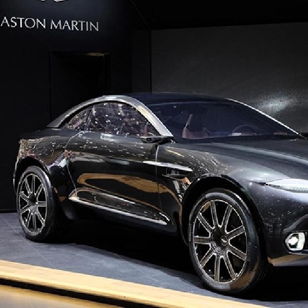 Aston Martin Ingin Bangun Pabrik Anyar untuk Kembangkan DBX