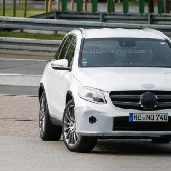 Menjelang Debut Perdana, Mercedes GLC Terkuak
