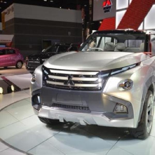 Mitsubishi Pajero akan Segera hadir