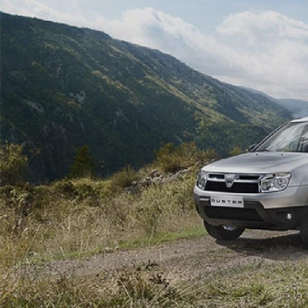 Renault Duster Akan Hadir dalam Versi Double Cabin ?