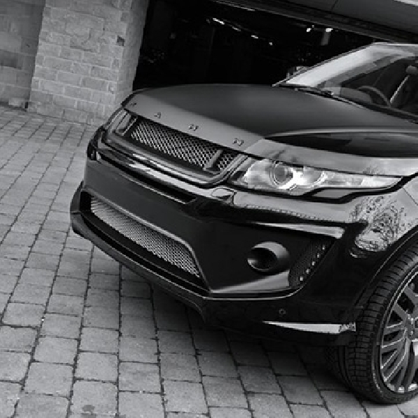Land Rover Evoque Karya Khas Design