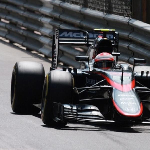 F1: McLaren-Honda Akhirnya Cetak Poin Pertama