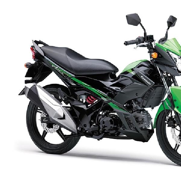 Kawasaki Akan Luncurkan Motor Konsep Hybrid