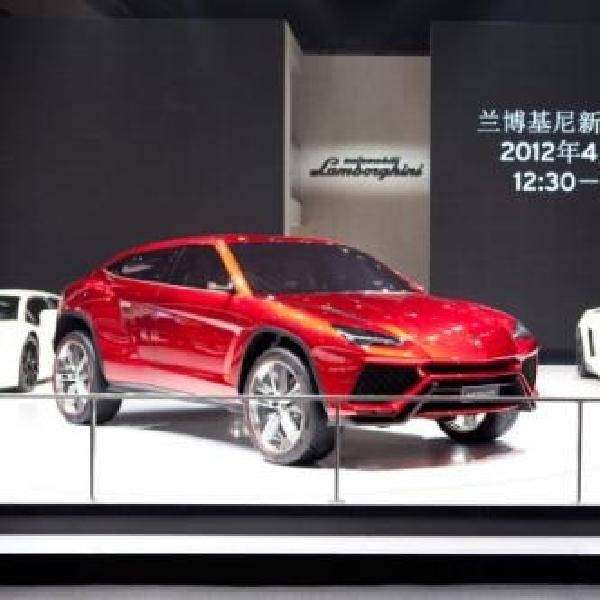 Lamborghini Urus akan Diproduksi 300 unit Pertahun