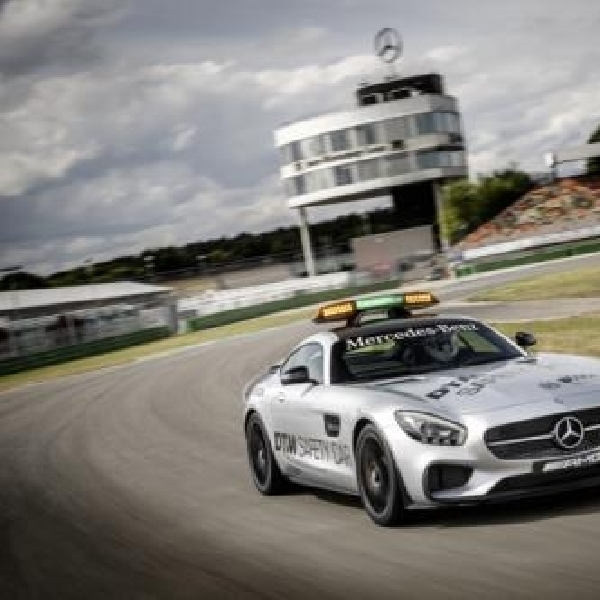 Mercedes-AMG GT S akan Jadi Safety Car di Seri Balap DTM