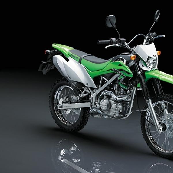 Diluncurkan di Jakarta Fair, Ini Spesifikasi New KLX 150