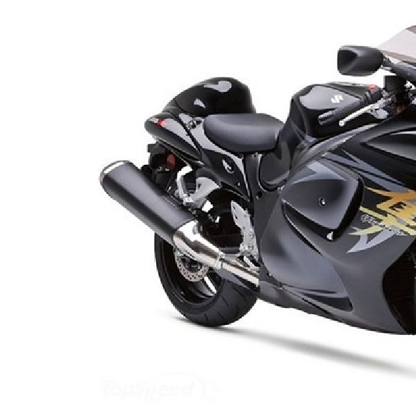 Suzuki Hadirkan Booth Dengan Nuansa Konsep Balap