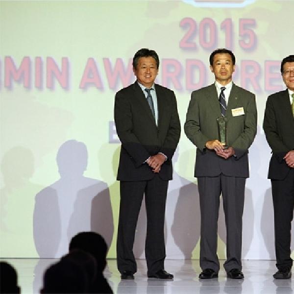 Bridgestone Dapat Penghargaan dari Toyota