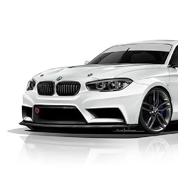 Modifikasi BMW Seri 1 ala BTCC