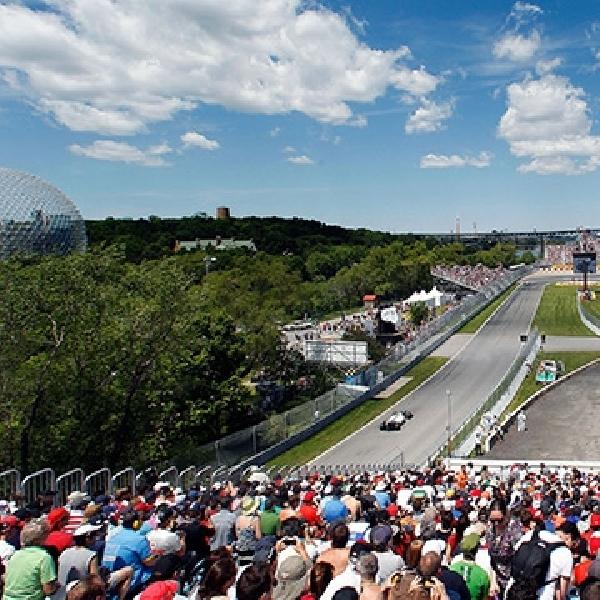 F1: GP Canada Dalam Angka