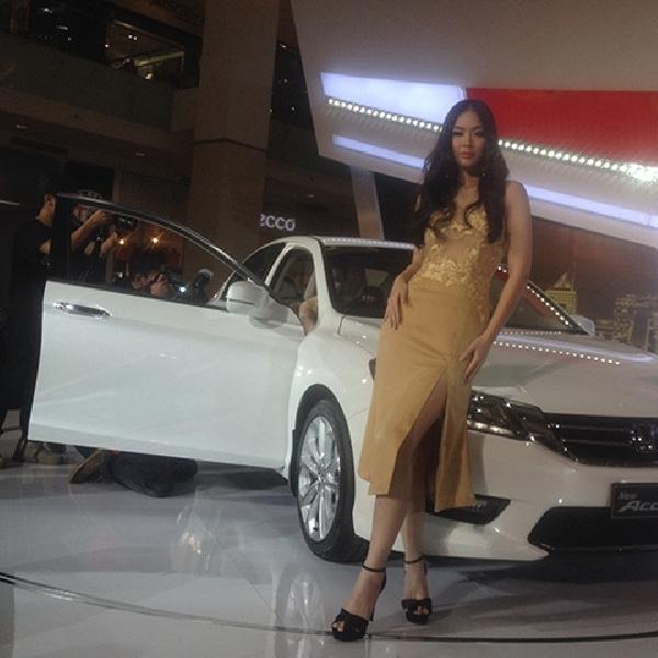 Honda Jajalkan Fitur Anyar Honda Sensing di New Accord