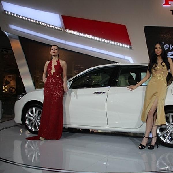 New Honda Accord Dilengkapi Fitur Keselamatan Canggih