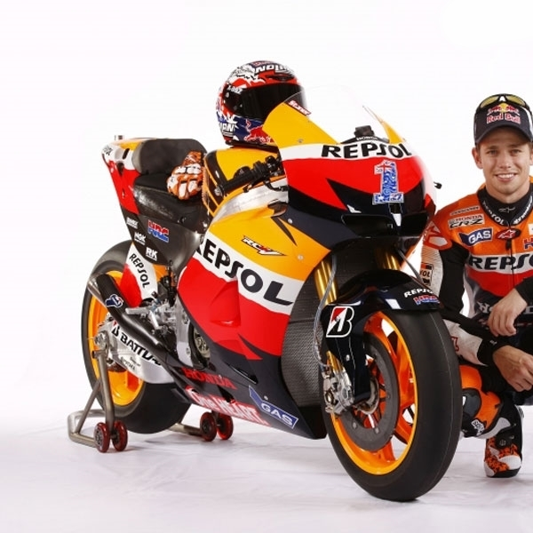 MotoGP : Casey Stoner Akan Luncurkan Honda RC213V-S