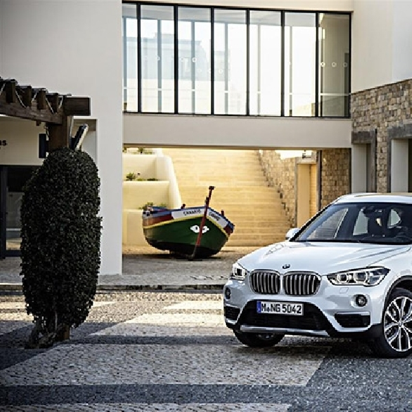 BMW X1 Generasi Kedua Tampil Lebih Dewasa