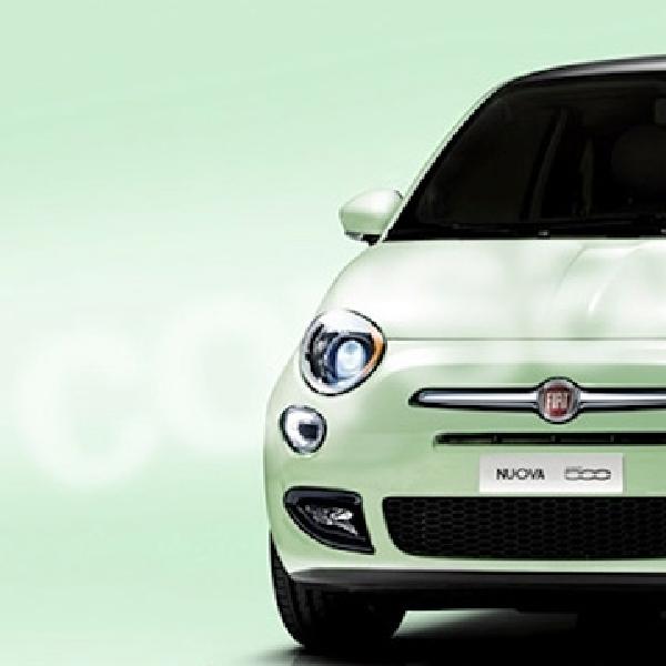 Fiat 500 Terbaru Lahir Bulan Depan