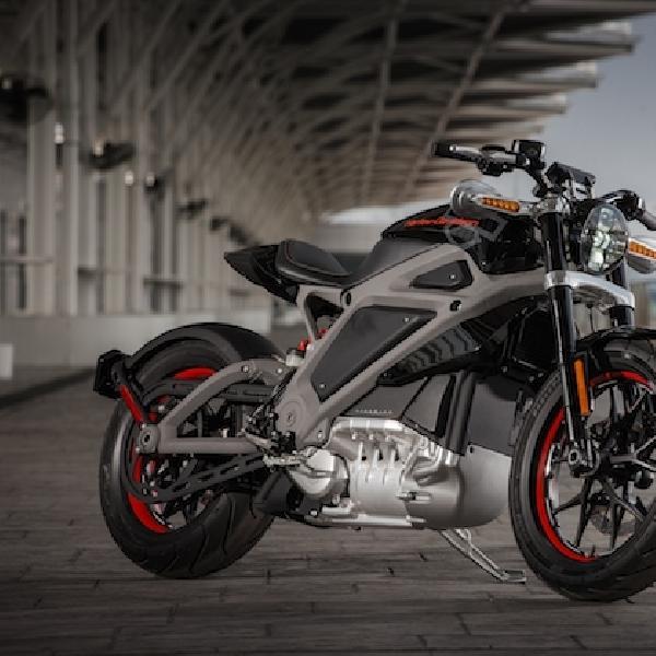 Cruiser Listrik Harley-Davidson LiveWire Mulai Diuji Coba