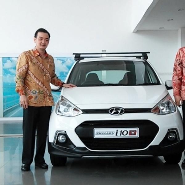 Hyundai i10X Resmi Diluncurkan