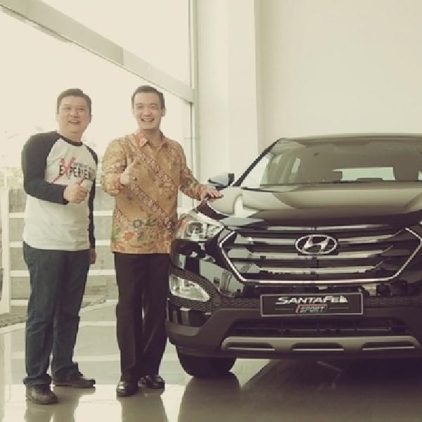 Hyundai Santa Fe Sport 2,4L Hadir Melengkapi Jajaran SUV HMI