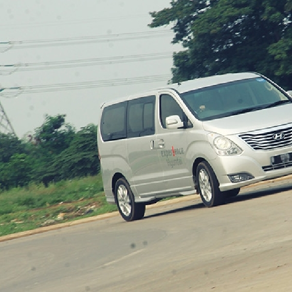 Hyundai Ekspor 3000 H1 Dalam Setahun