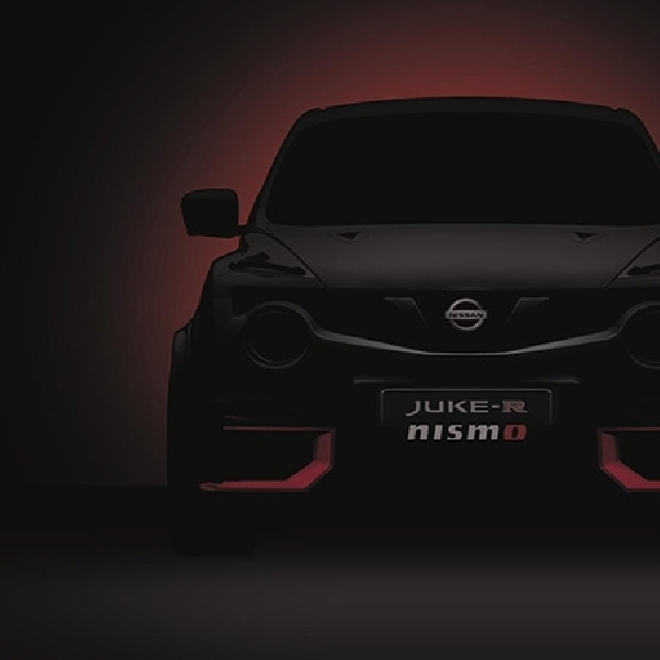 Nissan Juke-R Nismo Rilis Akhir Bulan Ini